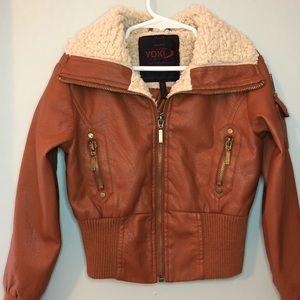 New York Yoki Girls Outerwear Collection Jacket